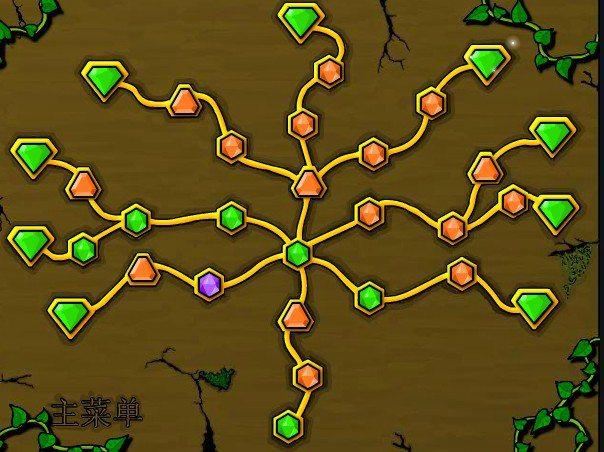 森林冰火人中文版小游戏图片